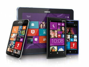 Windows 8 (Tablet und Smartphone)